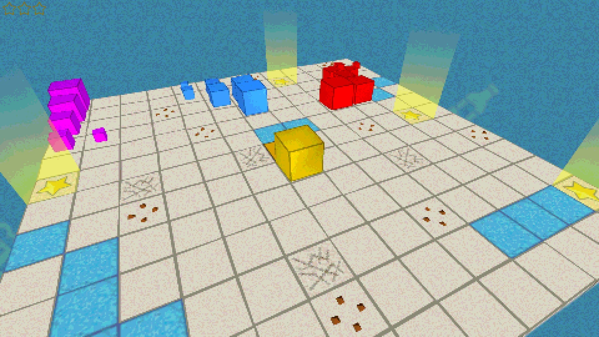 QUBIC: Hard Puzzles Pack #5 screenshot