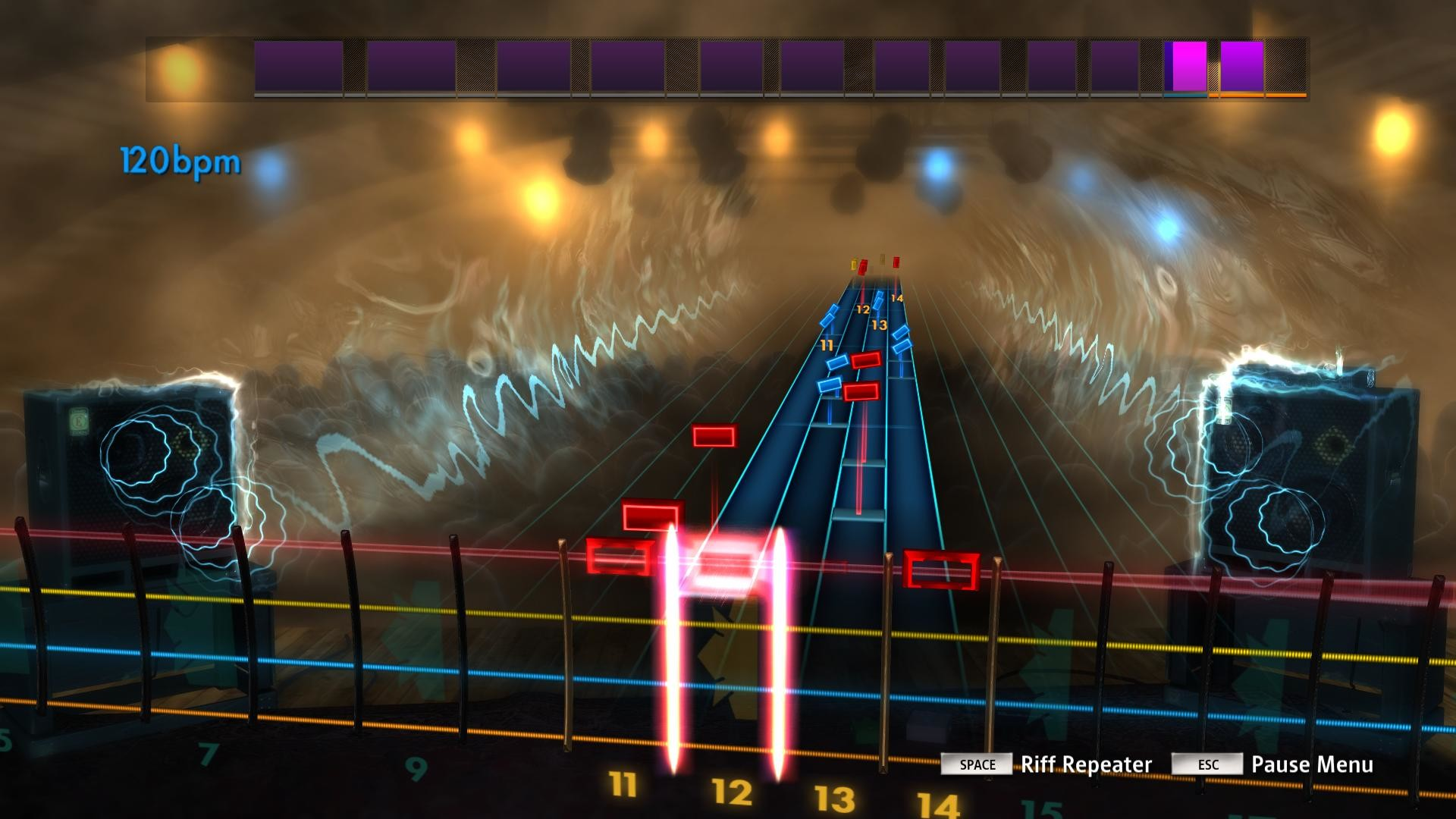 Rocksmith 2014 Edition – Remastered – Rocksmith Advanced Exercises, Vol. 2 screenshot