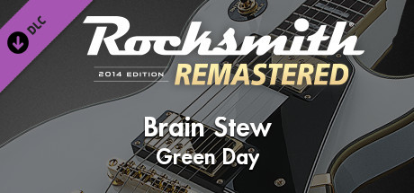 "Rocksmith 2014 Edition – Remastered – Green Day - ""Brain Stew"""
