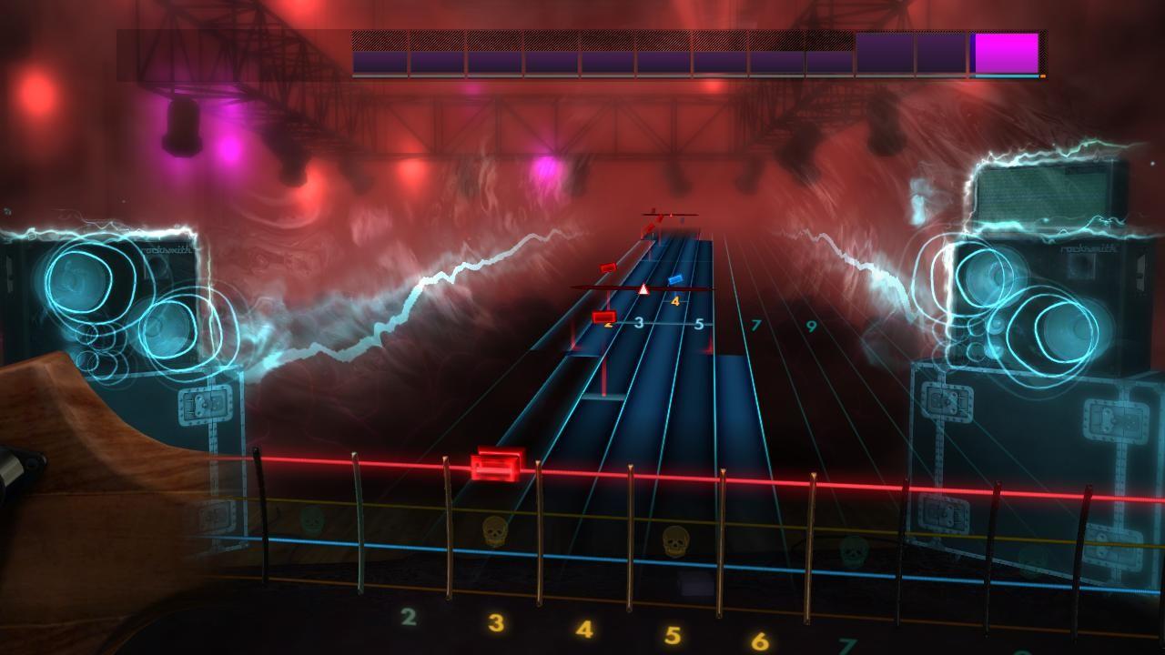 "Rocksmith 2014 Edition – Remastered – Green Day - ""Brain Stew"" screenshot"