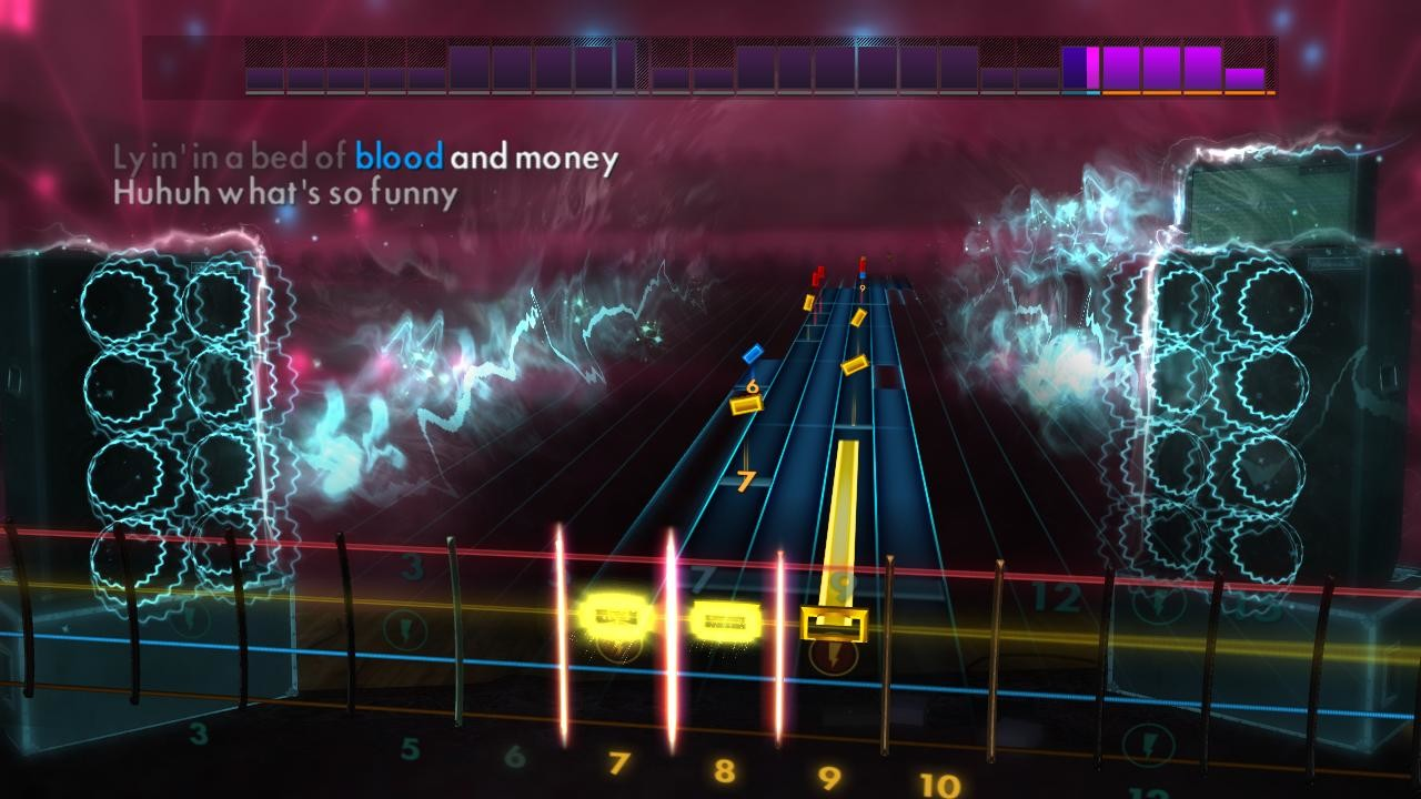 """Rocksmith 2014 Edition – Remastered – Green Day - """"Father of All..."""" screenshot"""