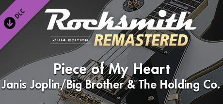 "Rocksmith 2014 Edition – Remastered – Janis Joplin/Big Brother & The Holding Co. - ""Piece of My Heart"""