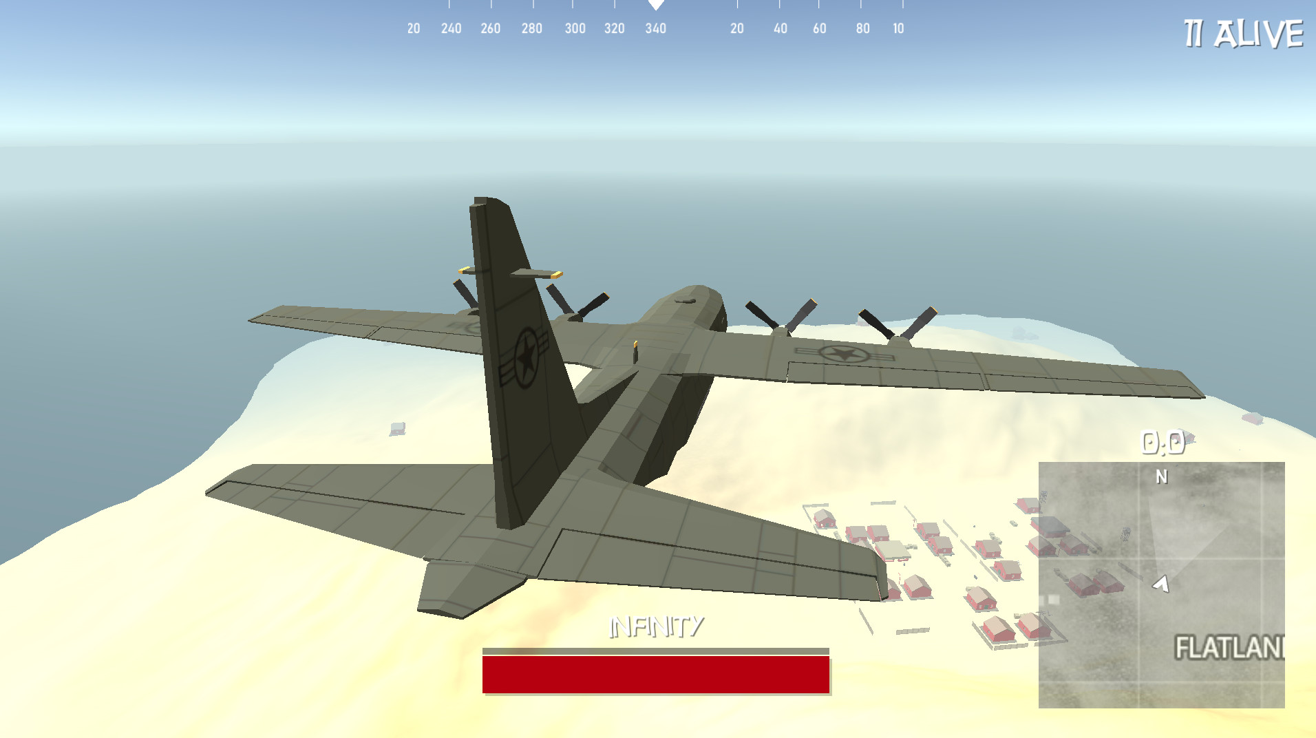 Tommy's Battlegrounds screenshot