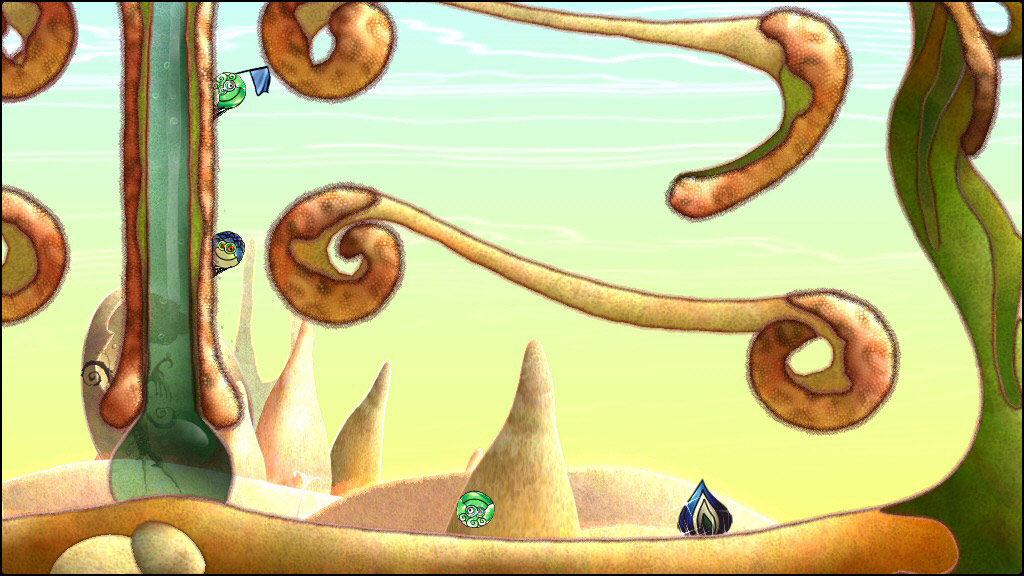 Gumboy Tournament screenshot