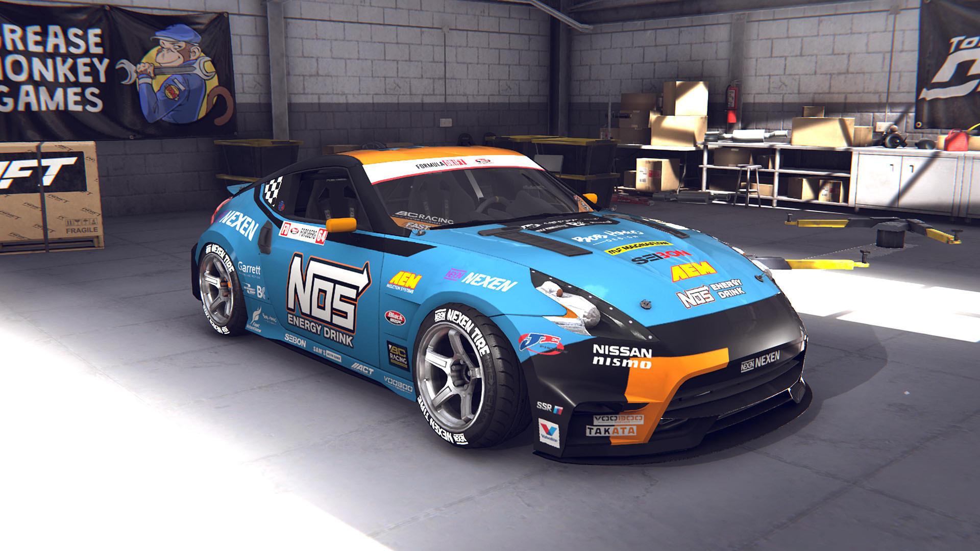 Torque Drift - Chris Forsberg Driver Car screenshot