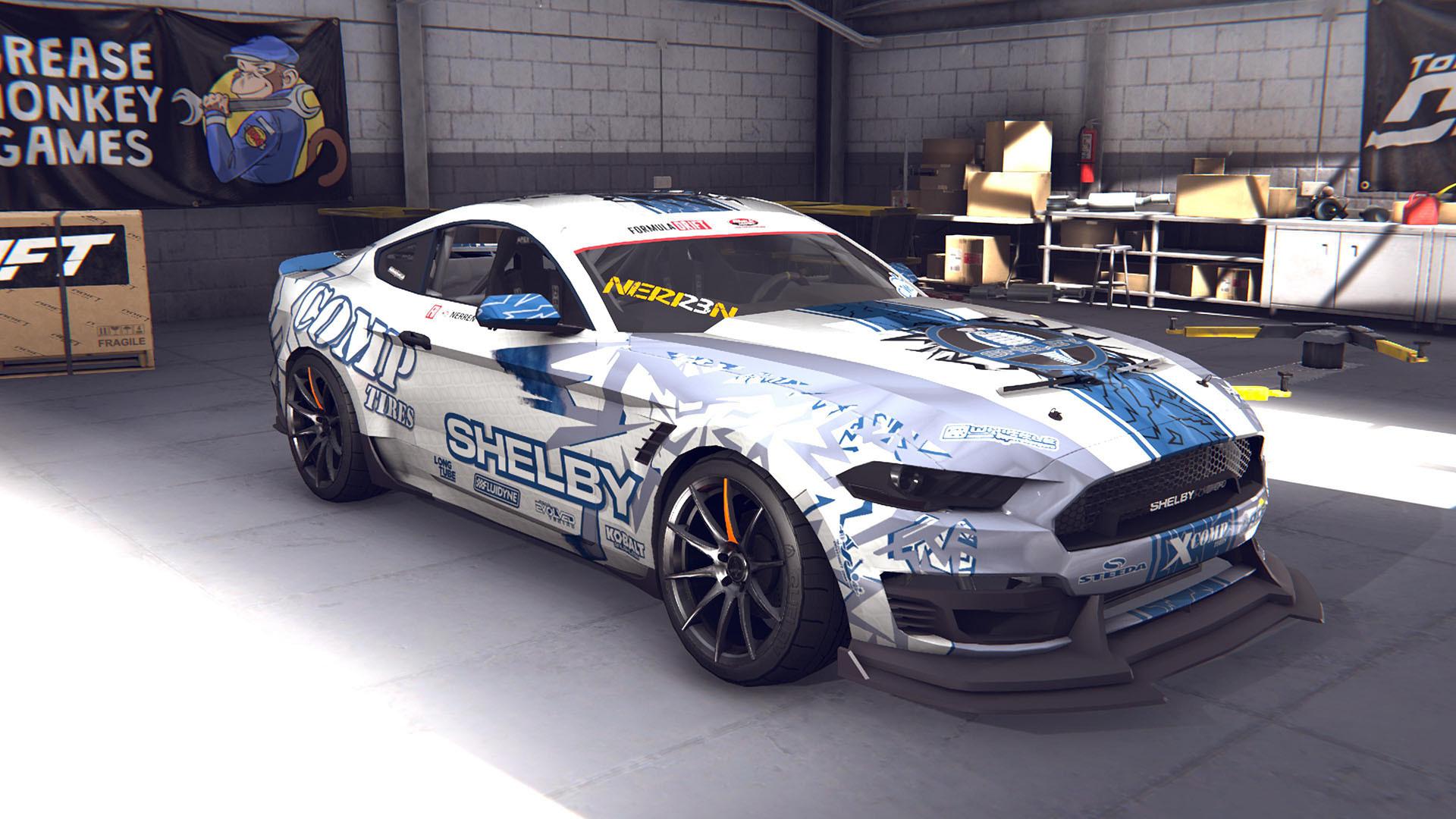 Torque Drift - Jonathan Nerren Driver Car screenshot