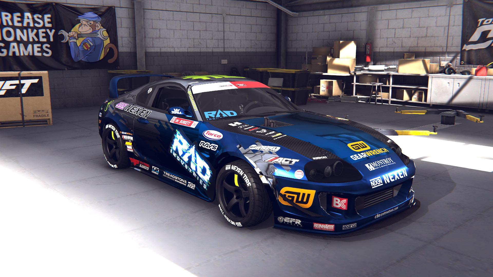 Torque Drift - Dan Burkett Driver Car screenshot