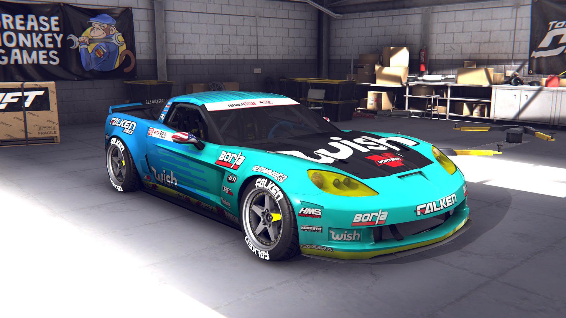 Torque Drift - Matt Field Driver Car screenshot