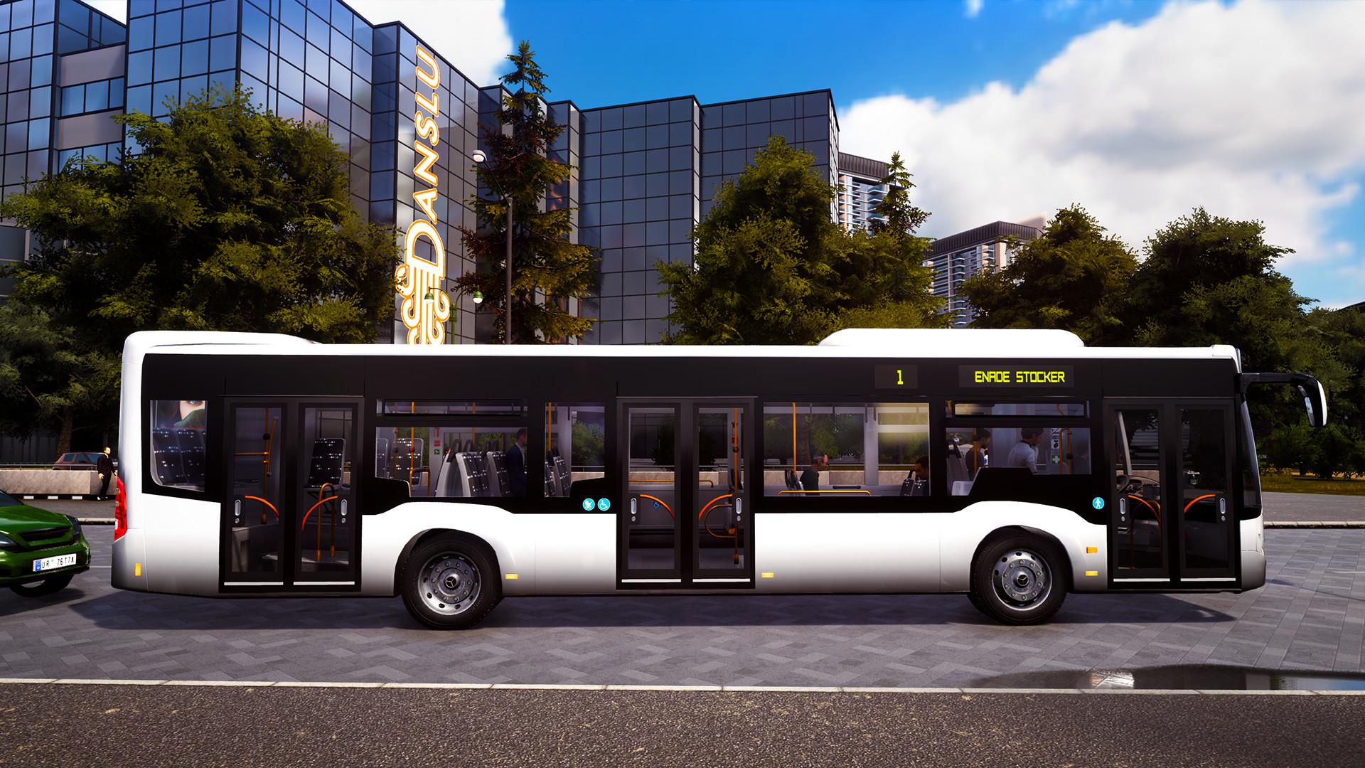 Bus Simulator 18 - Mercedes-Benz Bus Pack 1 screenshot
