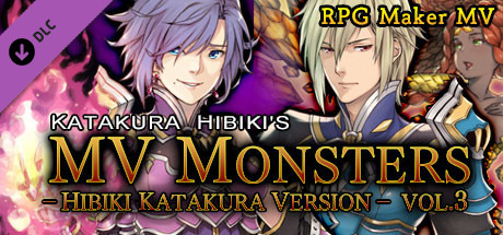 RPG Maker MV - Hibiki Katakura MV Monsters Vol.3