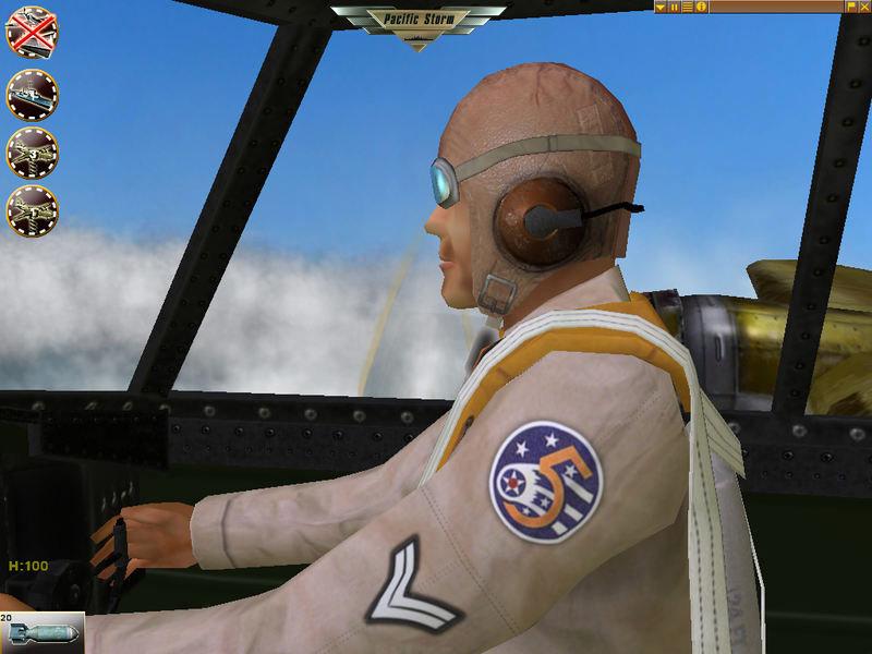 Pacific Storm screenshot