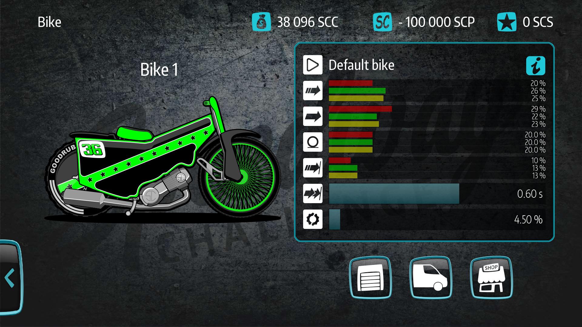 Speedway Challenge 2019 screenshot