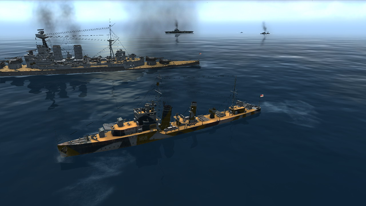 Pacific Storm Allies screenshot