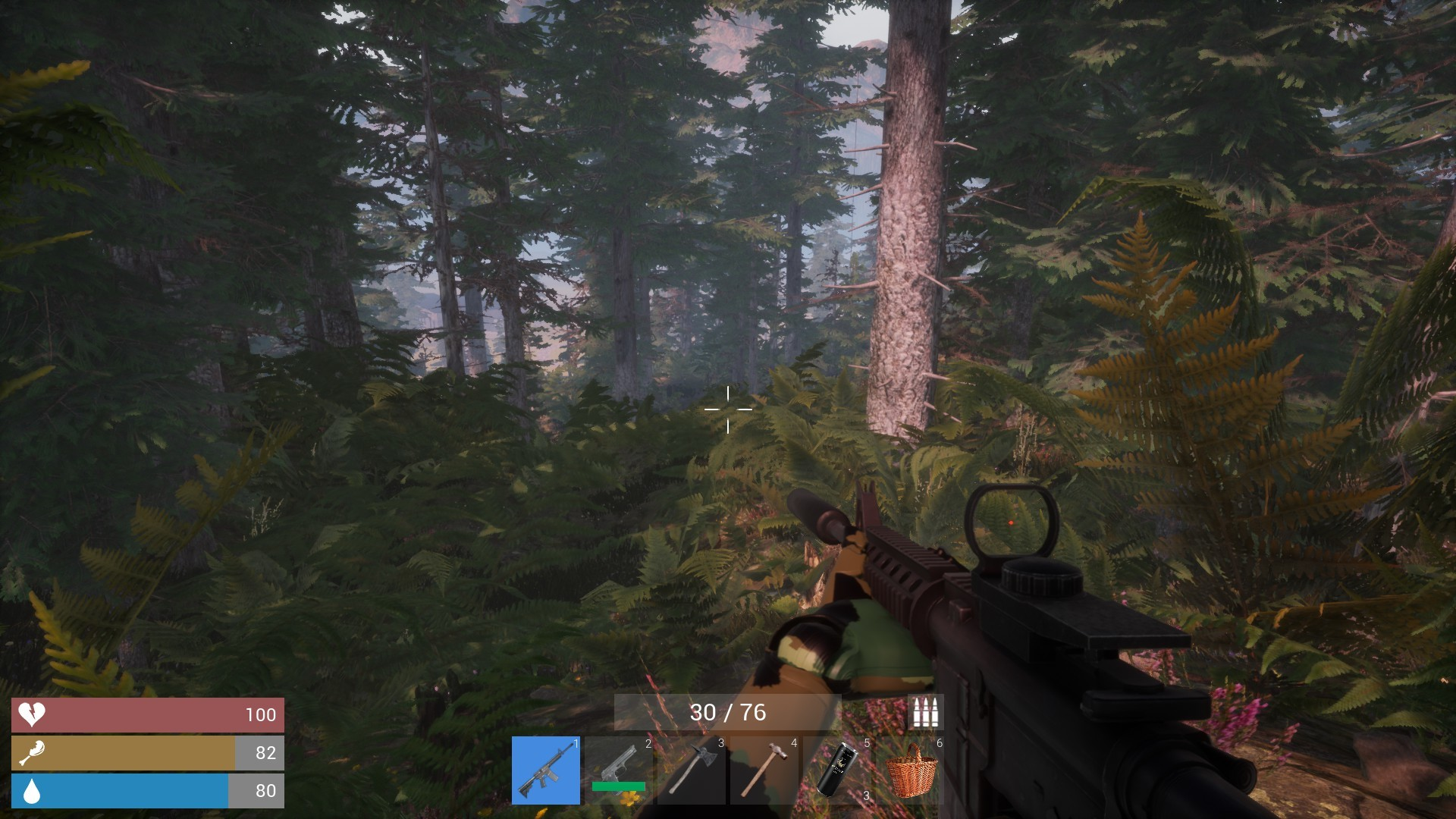 WELCOME screenshot