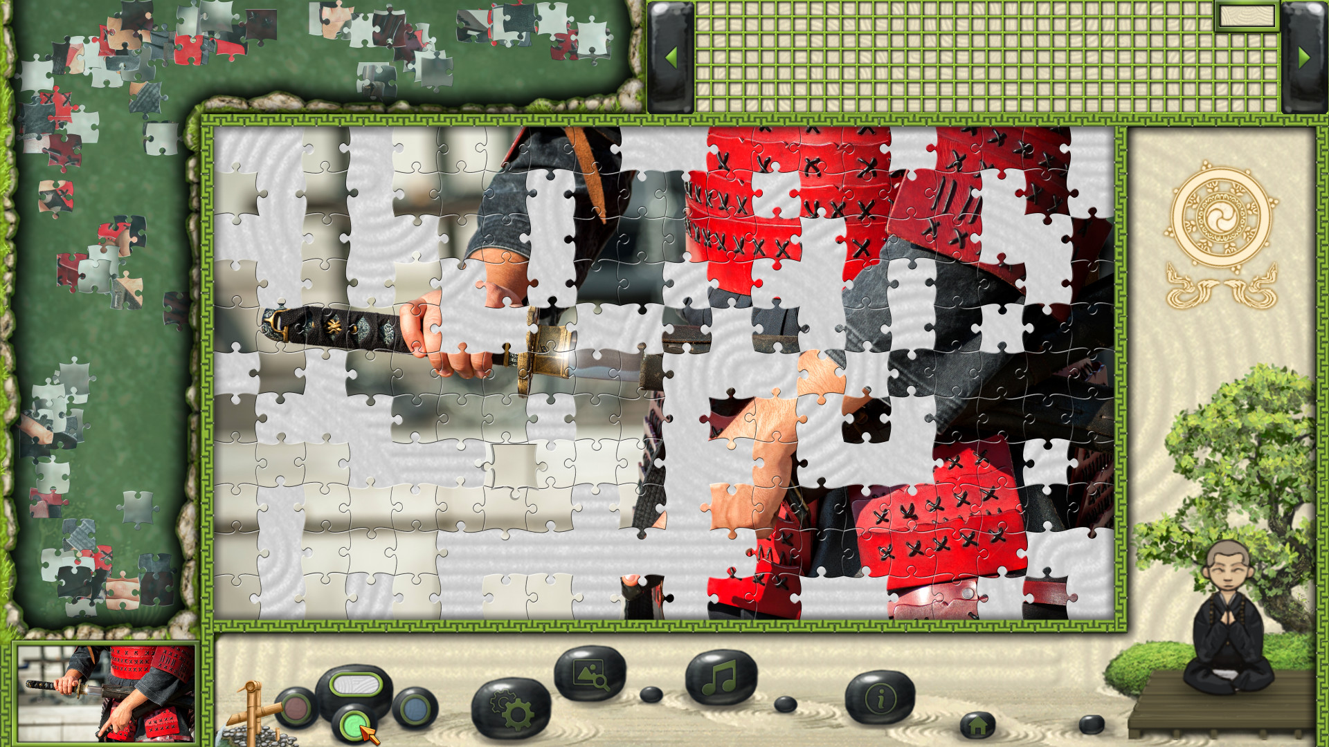 Pixel Puzzles 4k: Japan screenshot