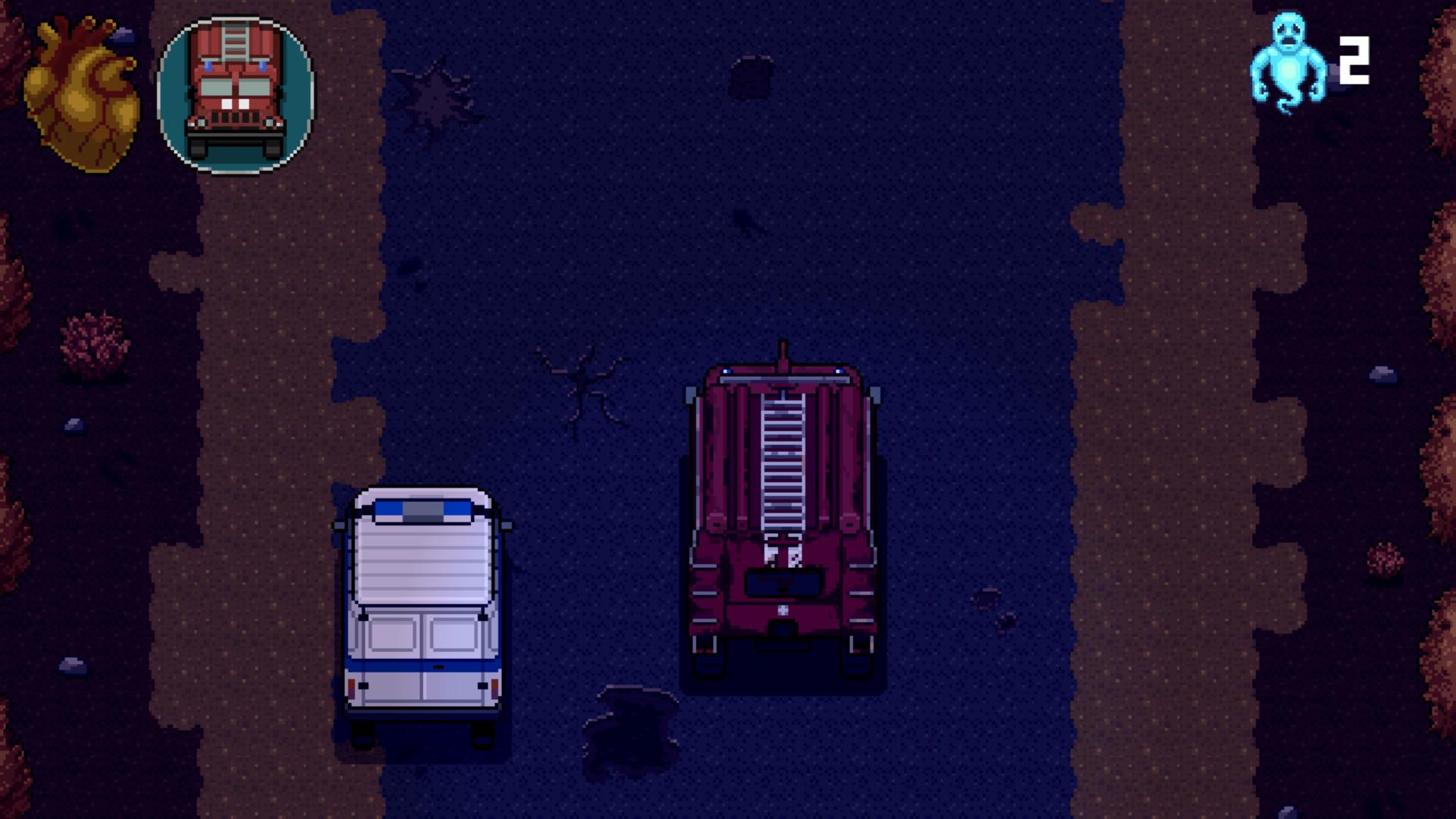 Hell Firefighter screenshot