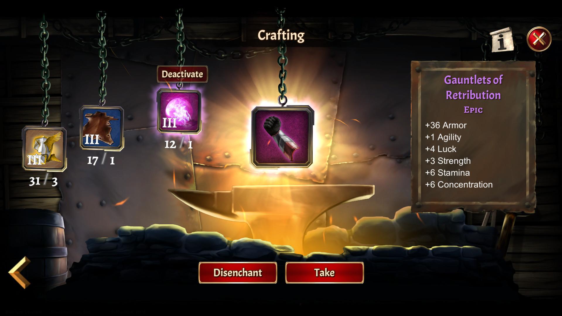 Eterna: Heroes Fall screenshot