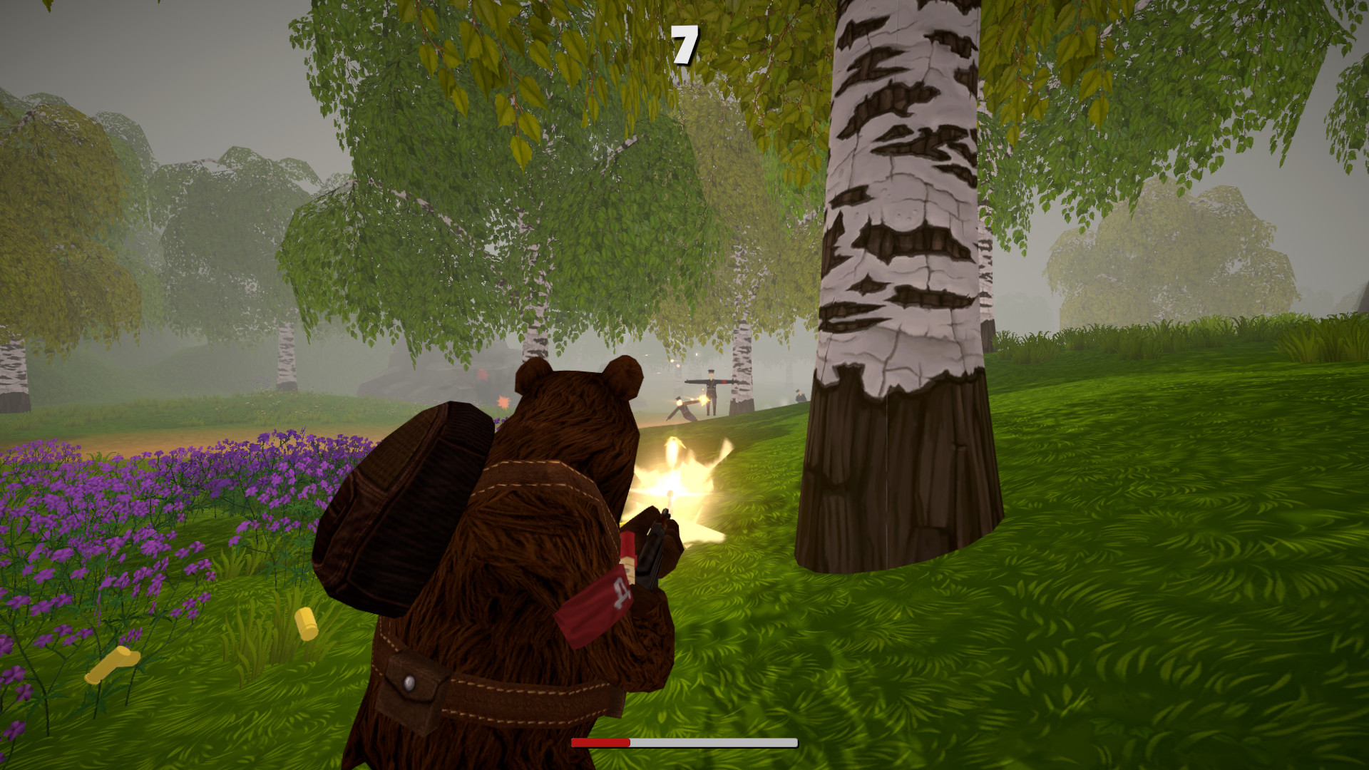 BEARS, VODKA, BALALAIKA! 🐻 screenshot