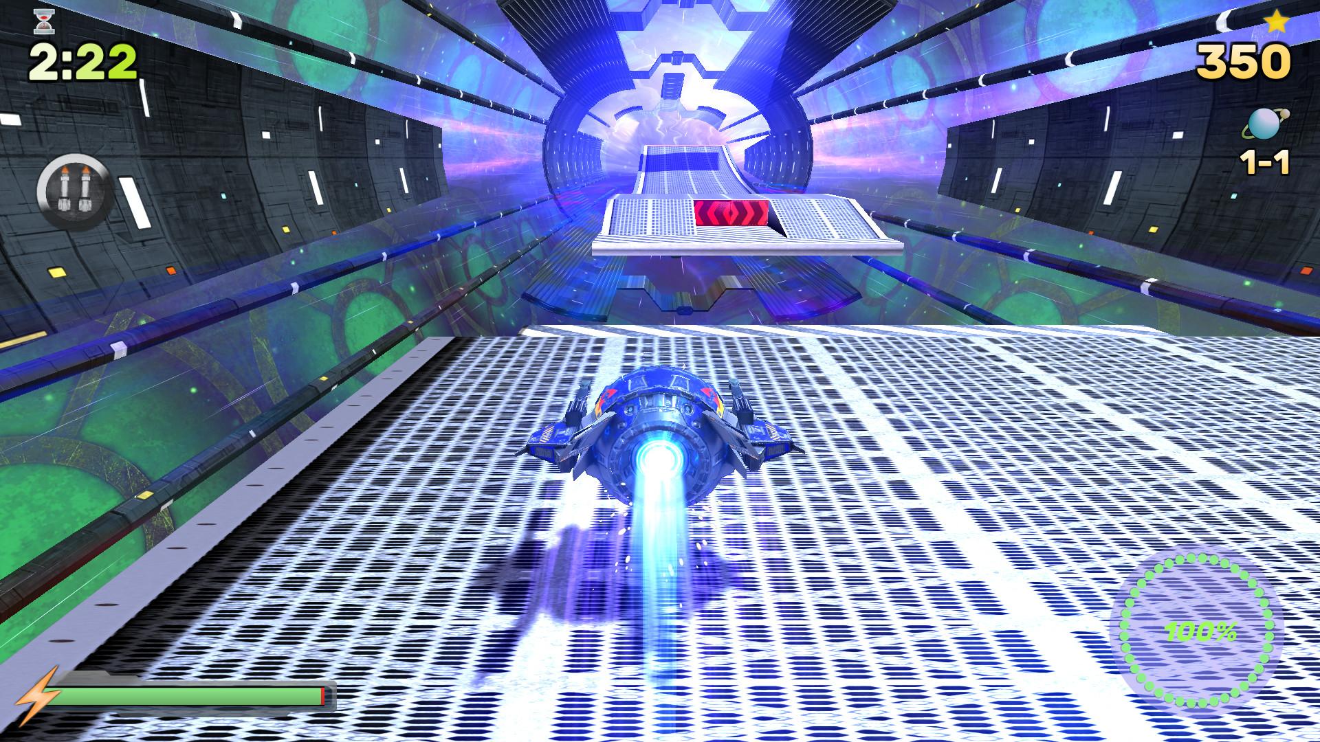 Orbitblazers screenshot