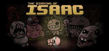 The Binding of Isaac Header