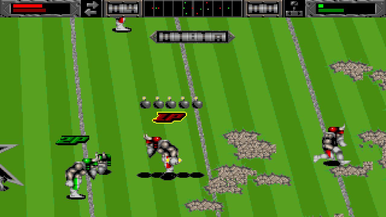 Brutal Sports - Football screenshot