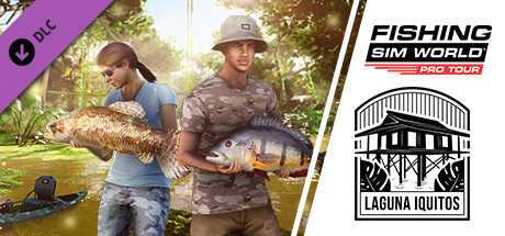Fishing Sim World: Pro Tour - Laguna Iquitos