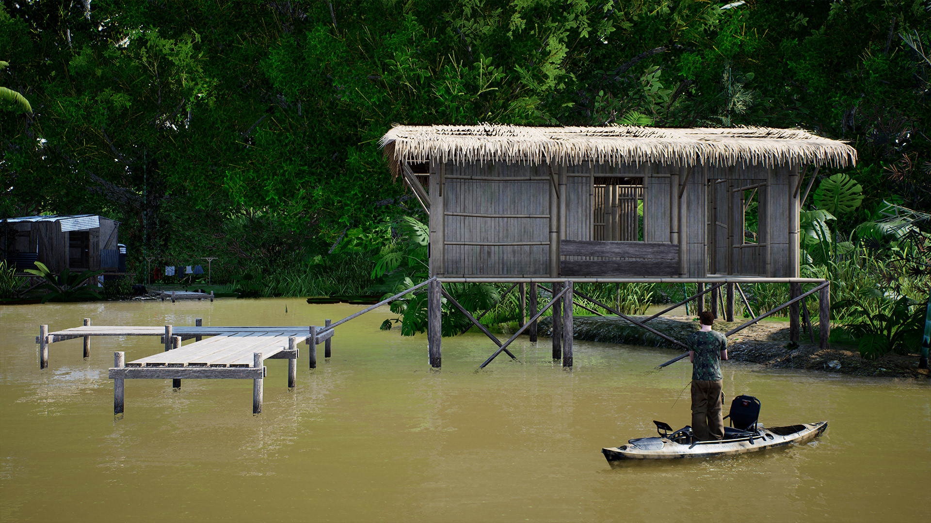 Fishing Sim World: Pro Tour - Laguna Iquitos screenshot