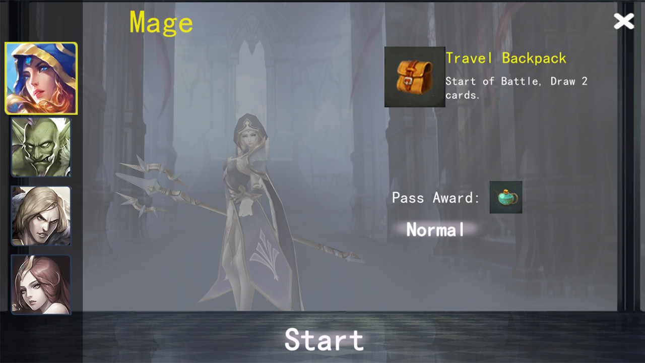 Hero Mage - DLC screenshot