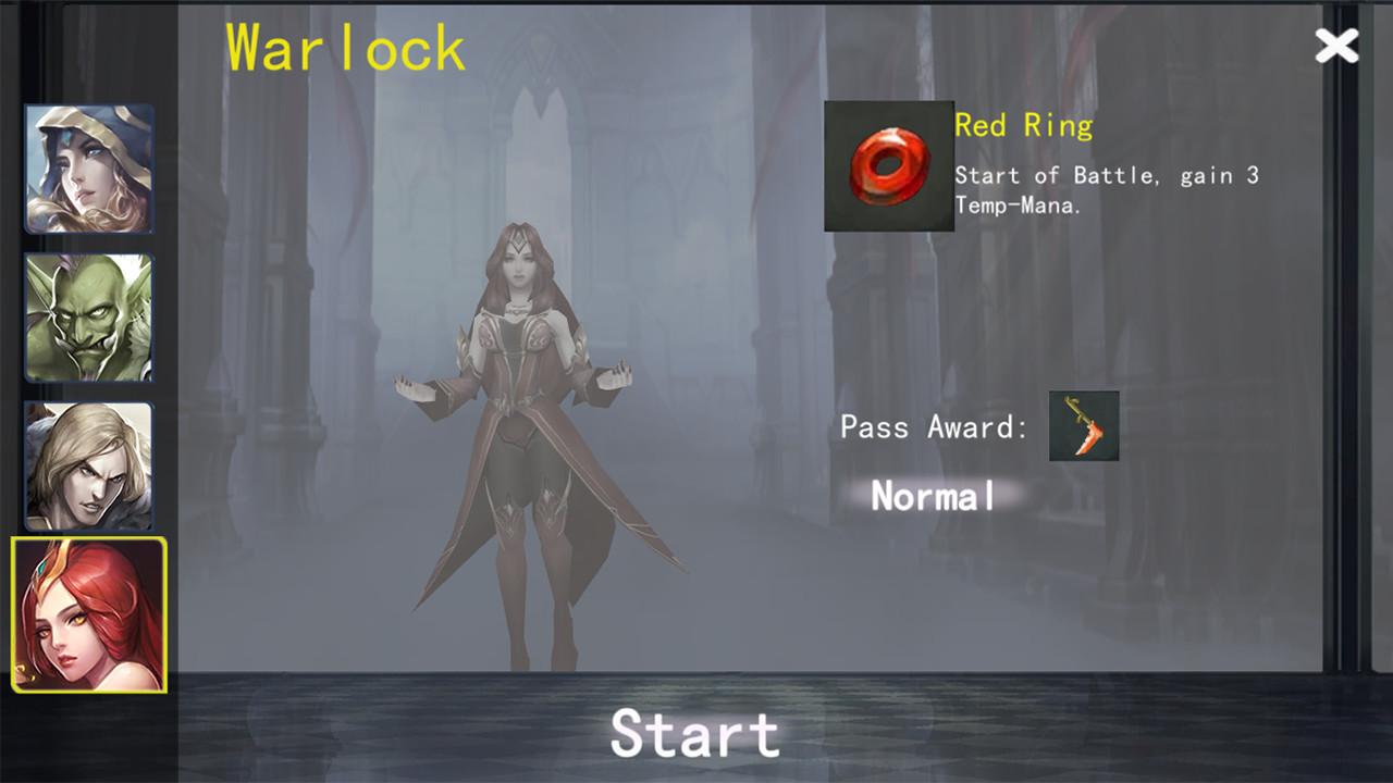 Hero WarLock - DLC screenshot