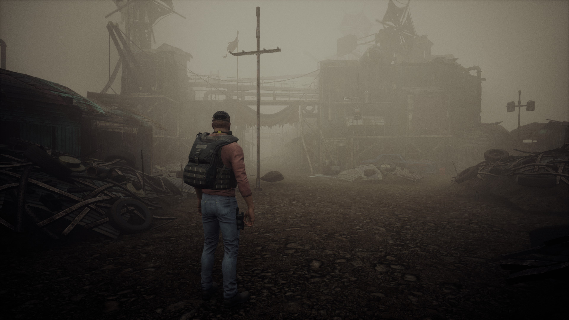 Invasion 2037 screenshot