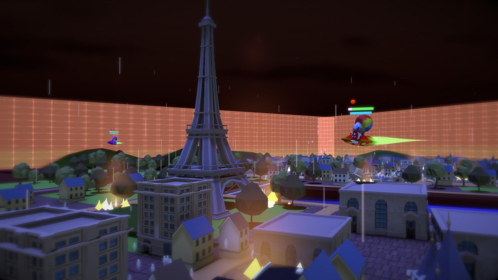 UFO : Brawlers from Beyond screenshot