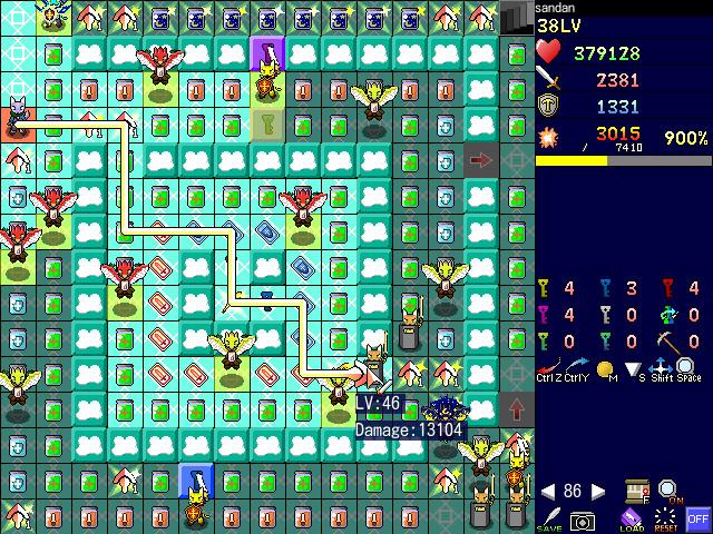 Tactical Nexus screenshot