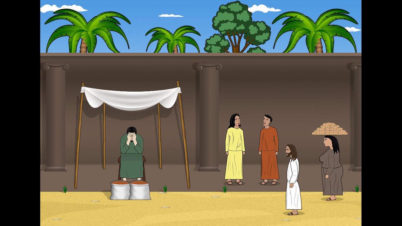The Secrets of Jesus screenshot