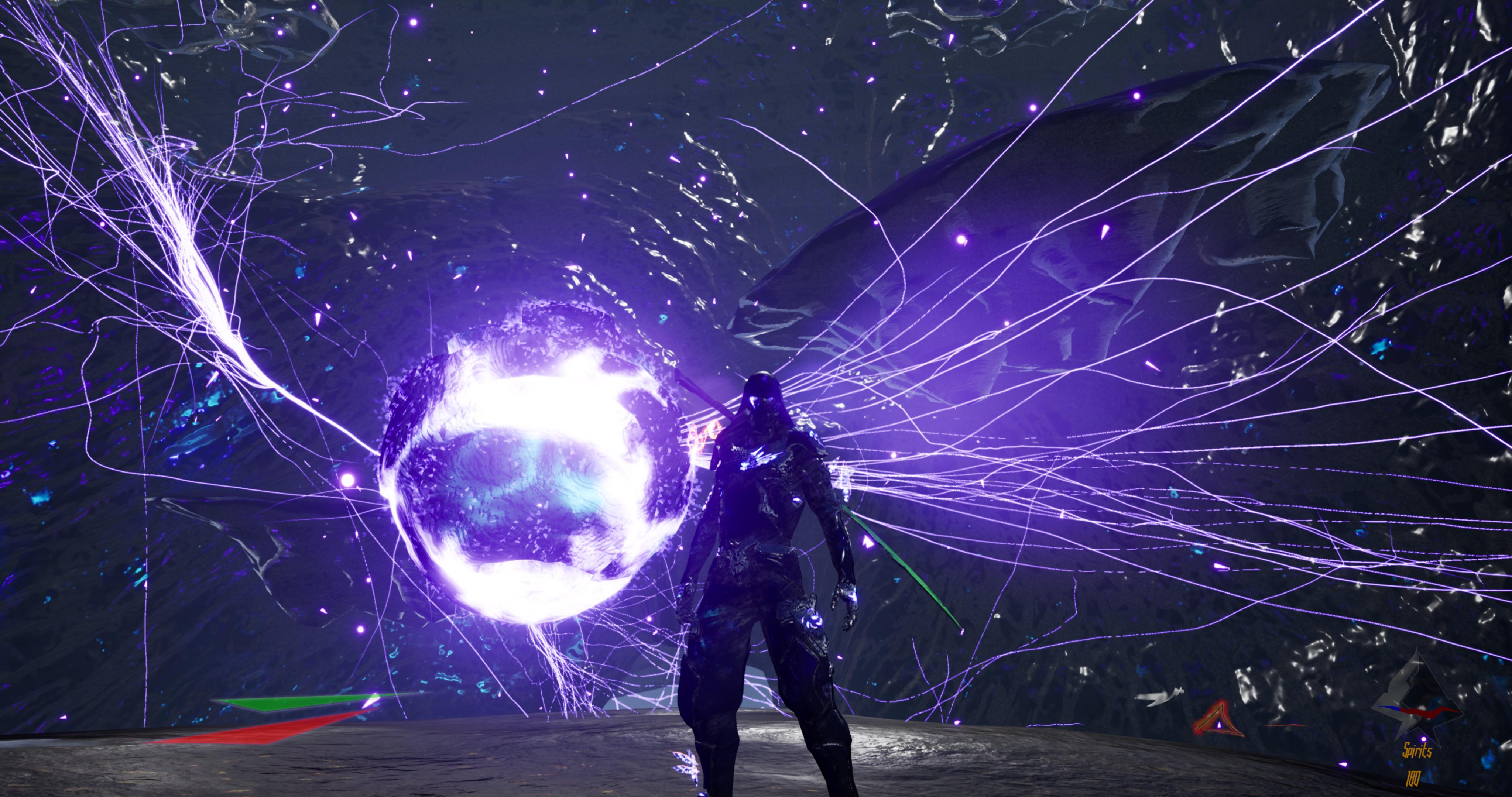Heart in the Dark screenshot