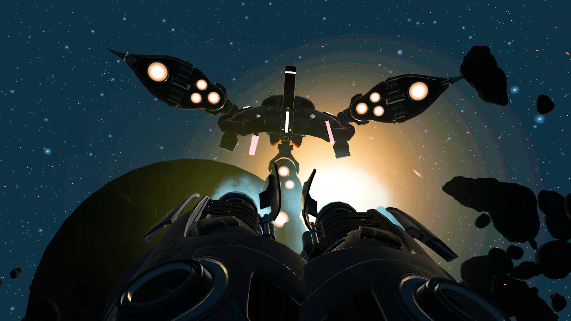 Stratoscape screenshot