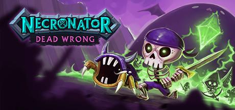 Allgamedeals.com - Necronator: Dead Wrong - STEAM