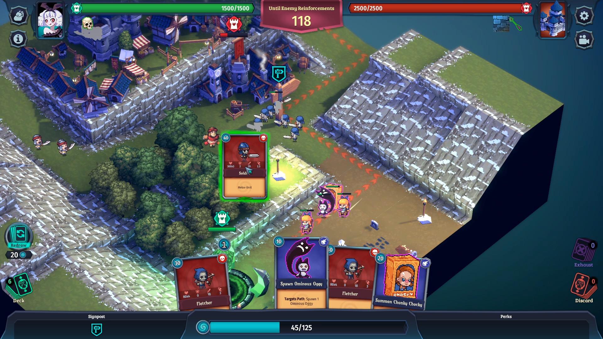 Necronator: Dead Wrong screenshot