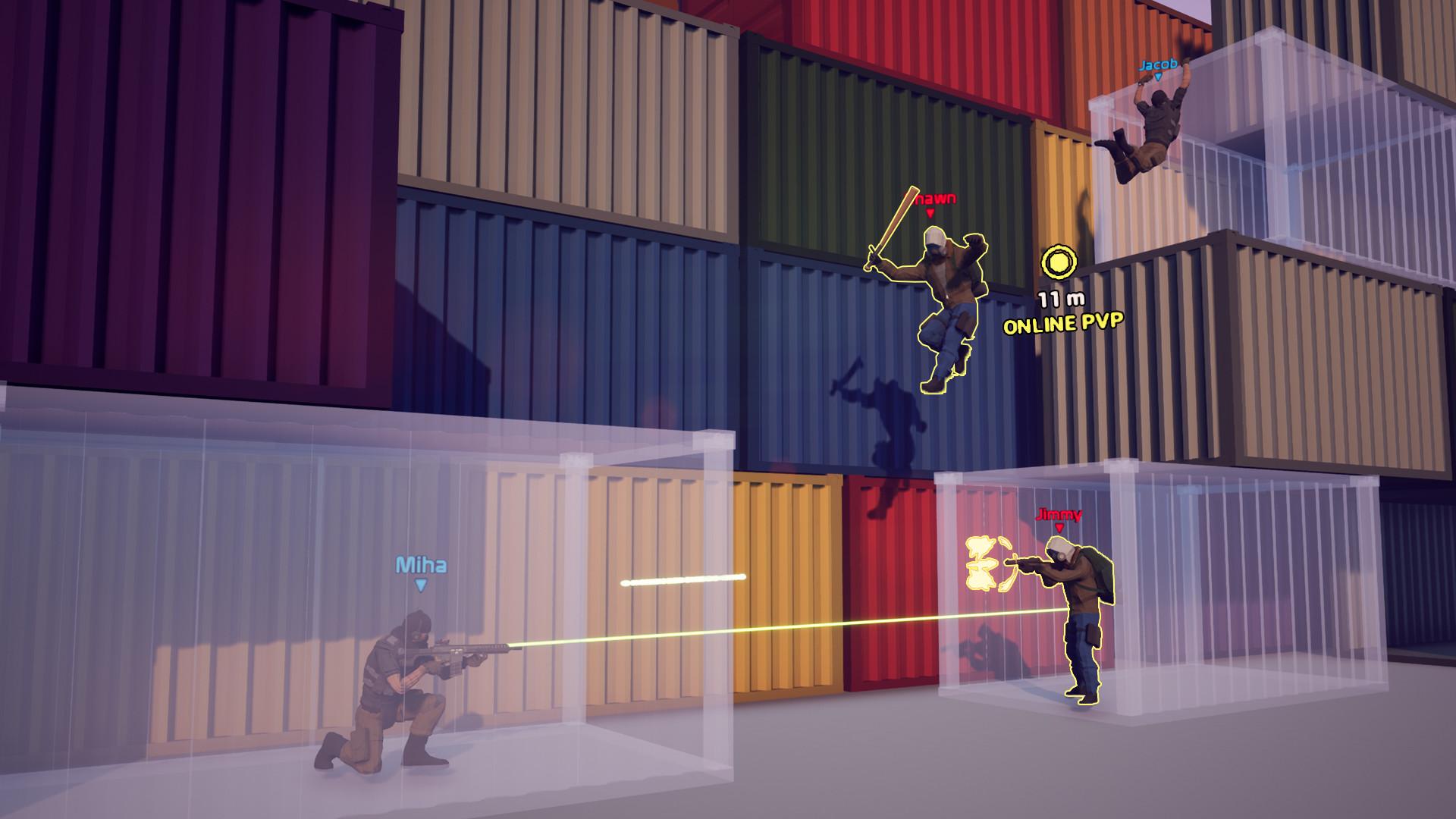 Wall Force screenshot