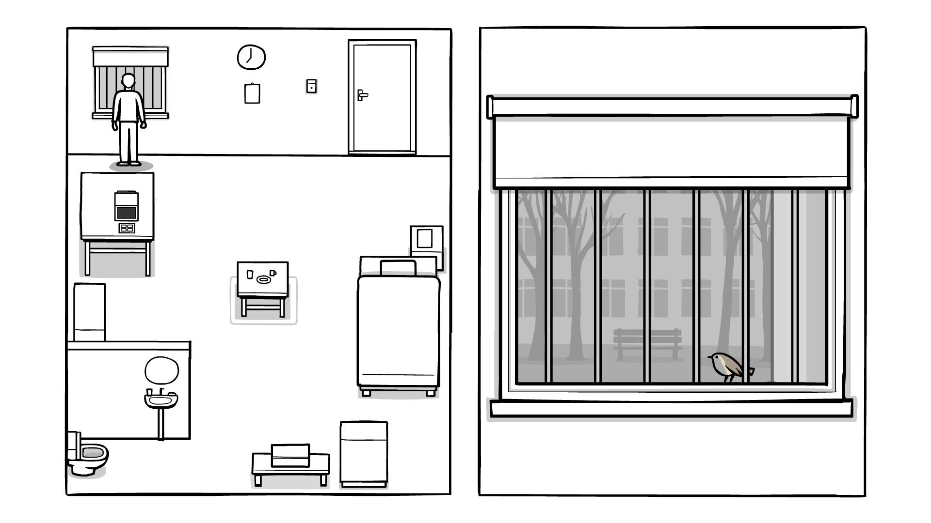 The White Door screenshot