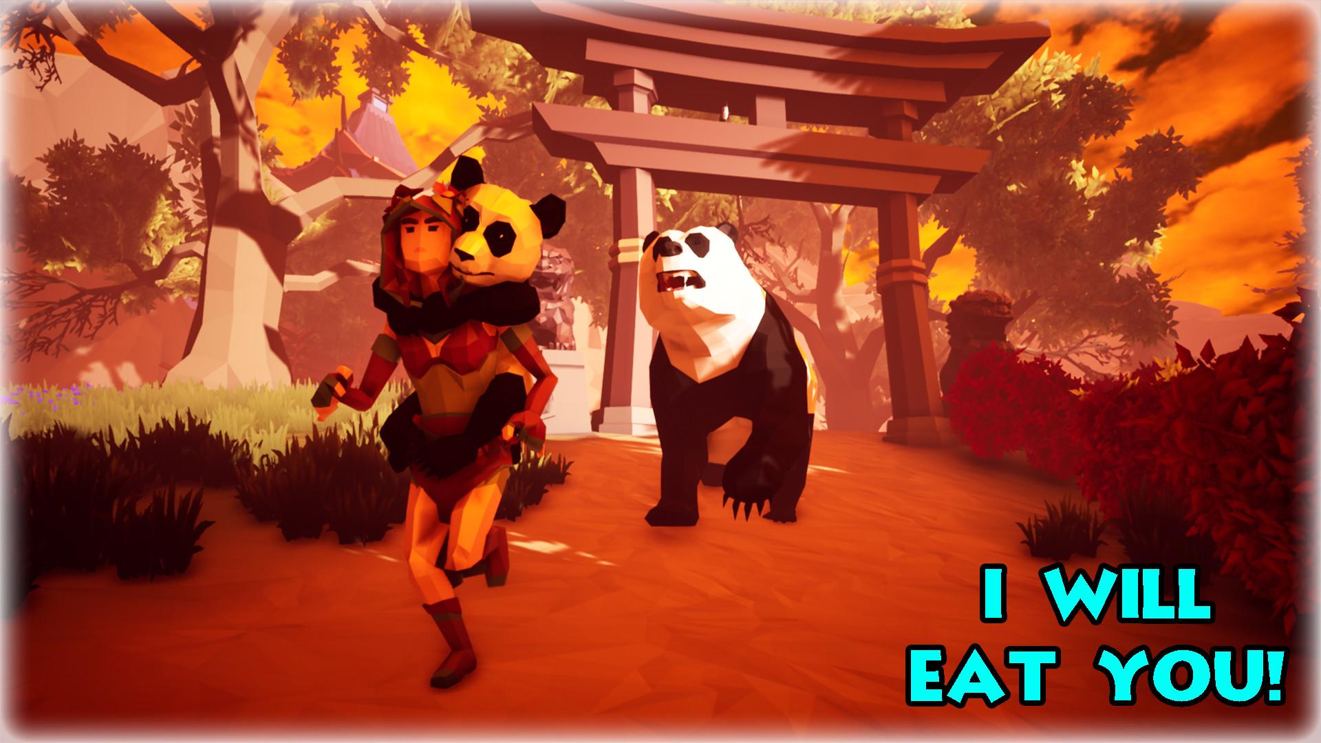 I will eat you screenshot