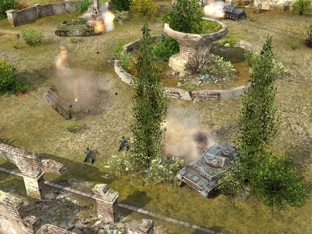Soldiers: Heroes of World War II screenshot