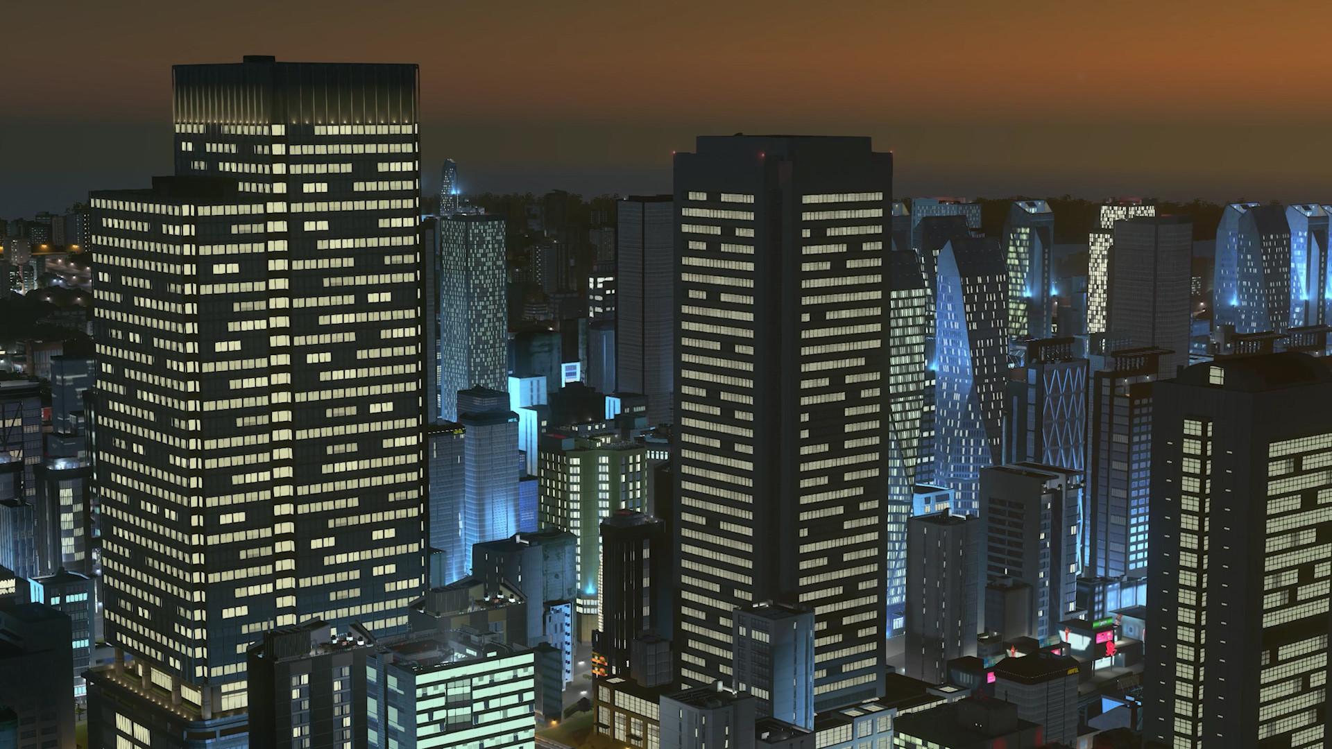 Cities: Skylines - Content Creator Pack: Modern Japan screenshot