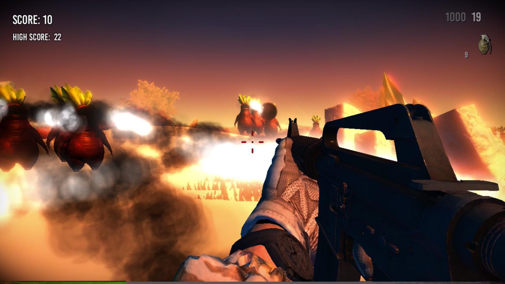 Radish screenshot