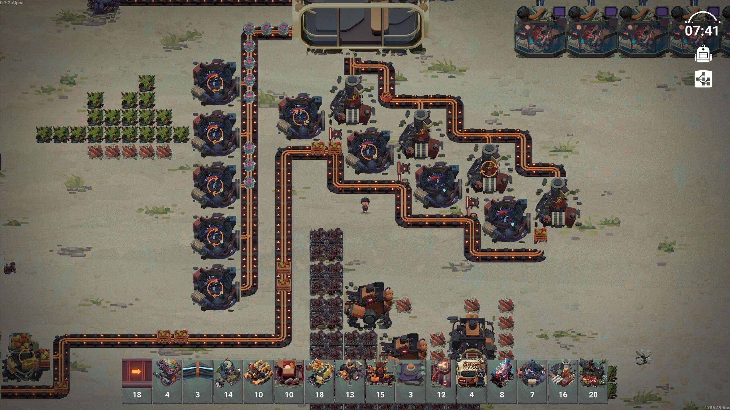 Learning Factory screenshot