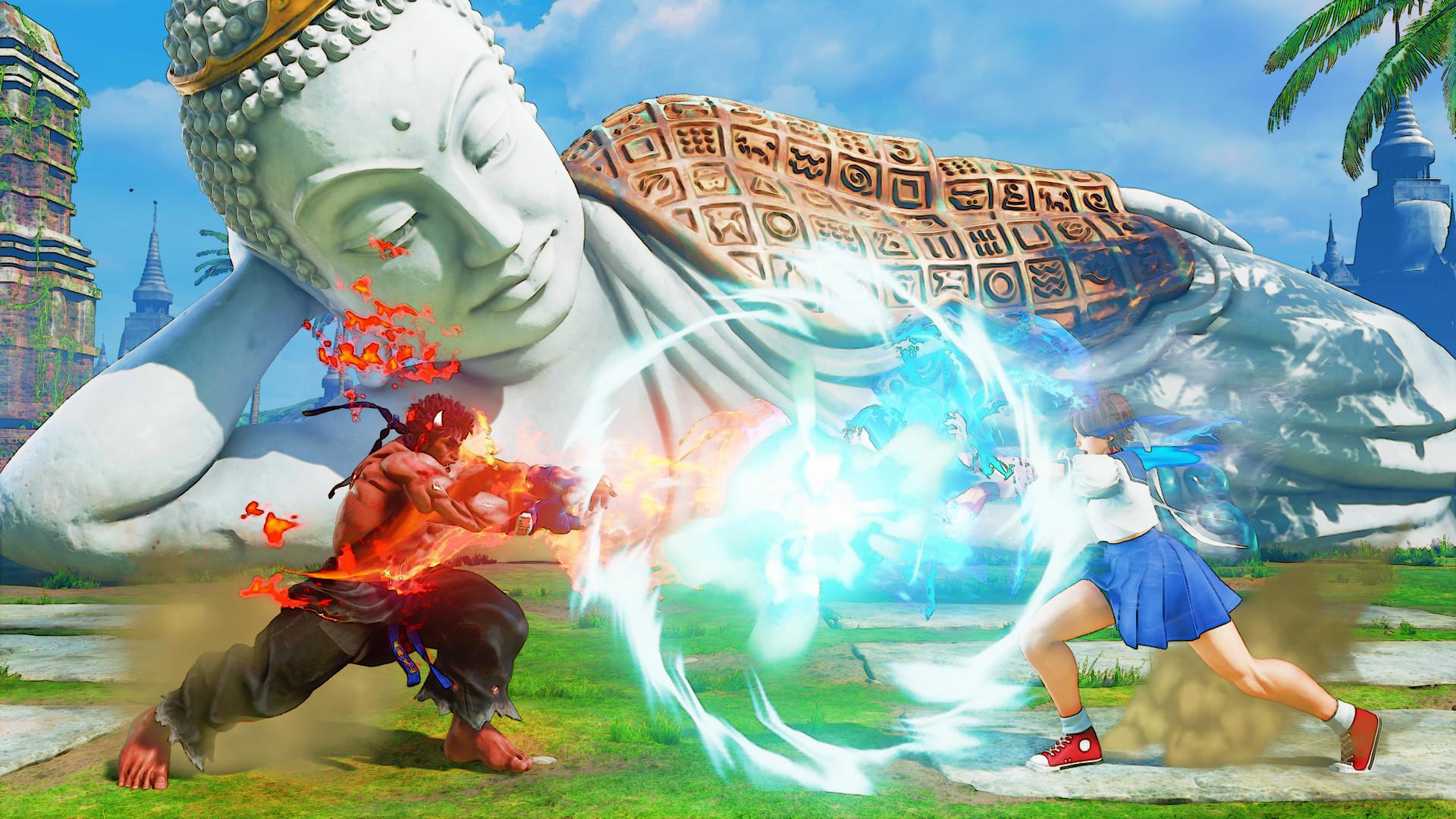 Street Fighter V - Champion Edition Upgrade Kit screenshot