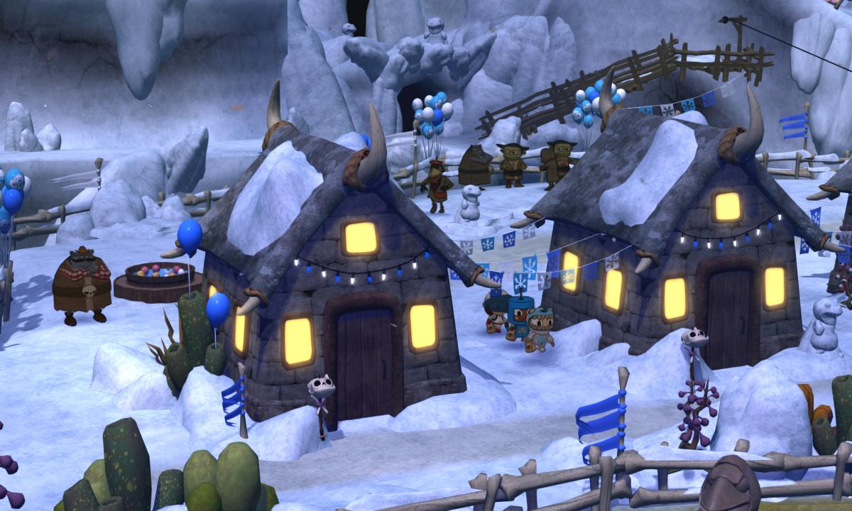 Costume Quest screenshot