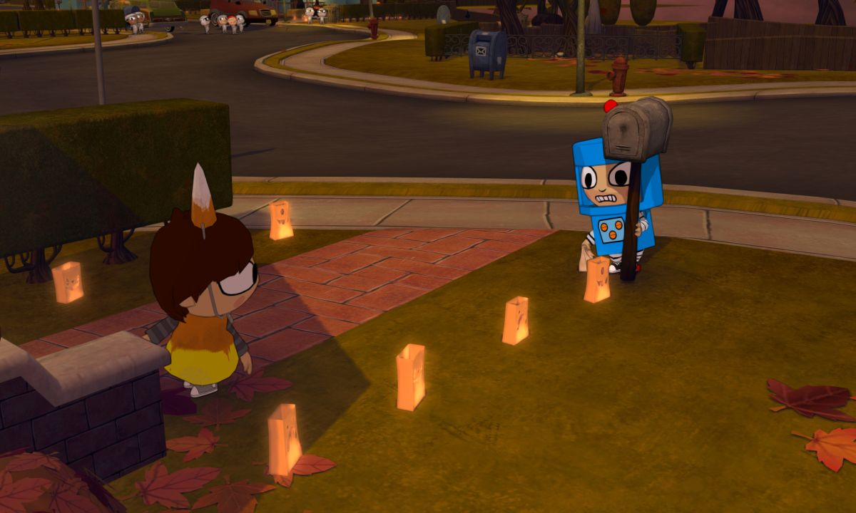 Costume Quest screenshot 2
