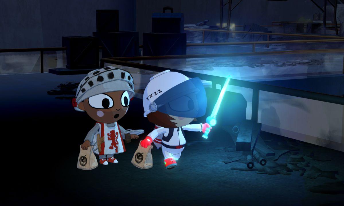 Costume Quest screenshot 1