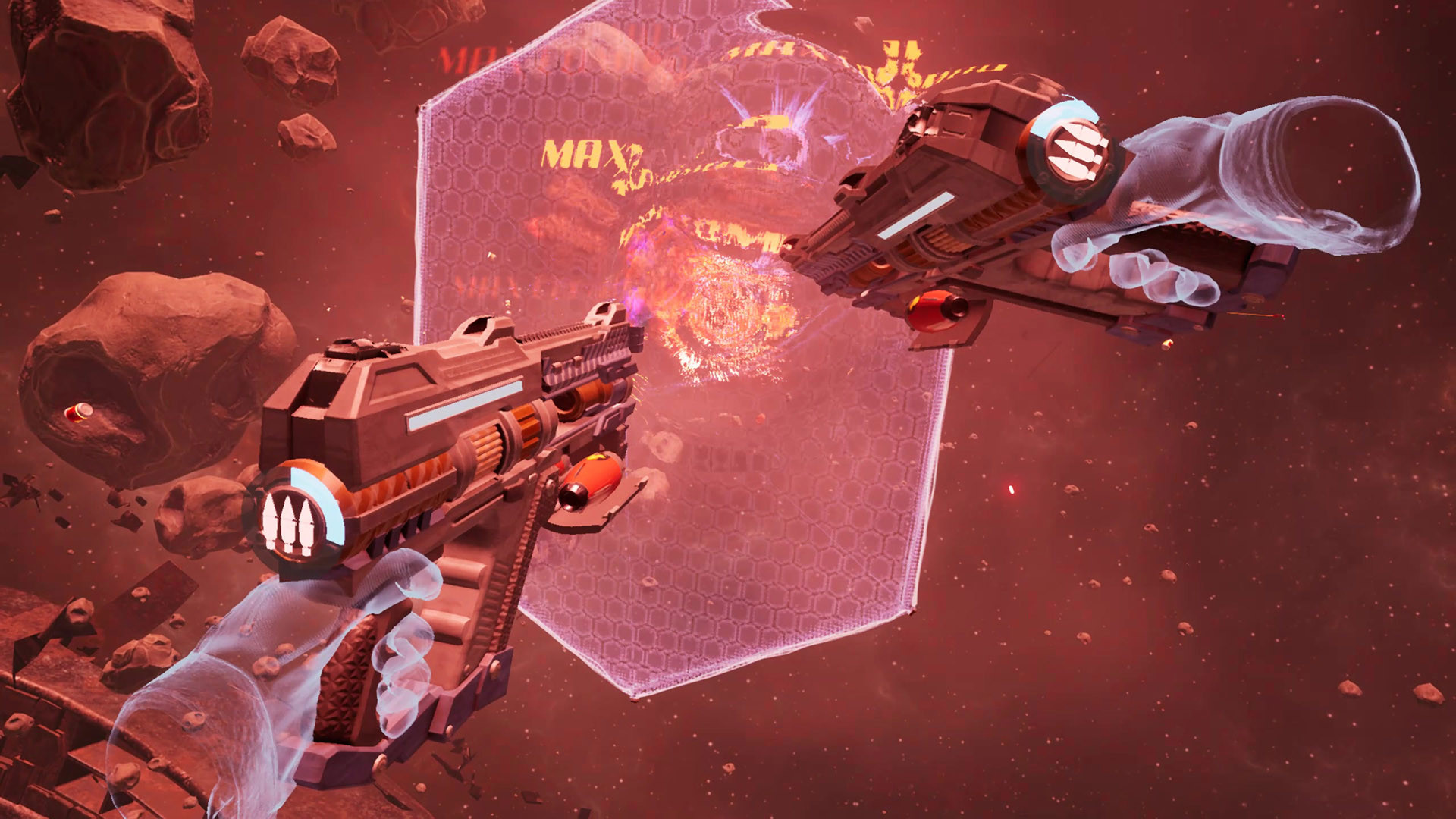 Galactic Rangers VR screenshot