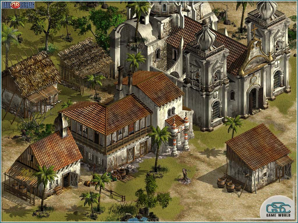 American Conquest Fight Back PC Game - Free Download Full Version